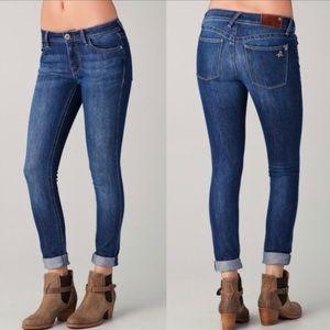 DL1961 | Amanda Skinny Jeans Nirvana Wash Denim